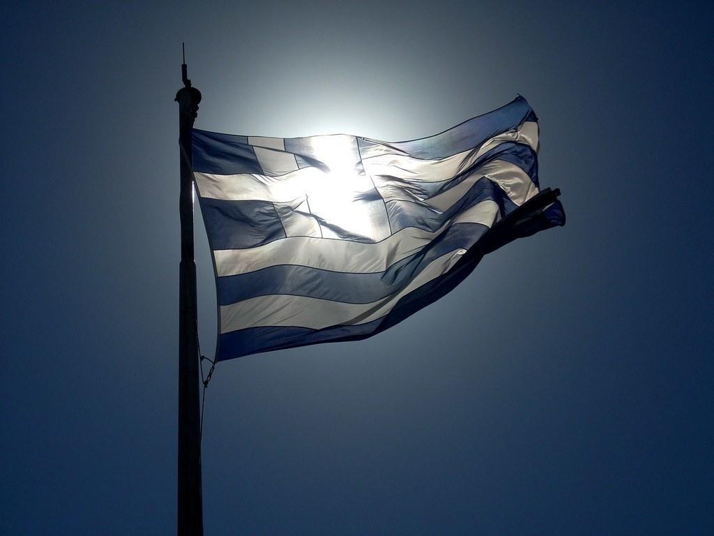 Greek flag   Flickr - Photo Sharing!
